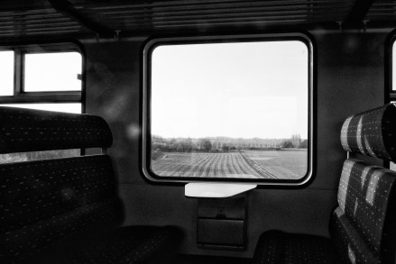 Train with a View!
